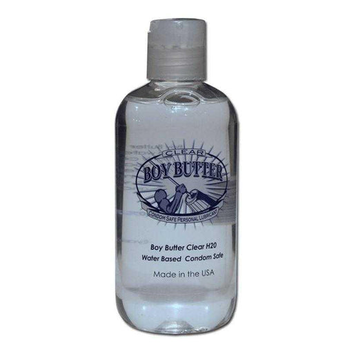 Boy Butter Clear H2O 8 oz (236 ml) Personal Lubricant Boy Butter