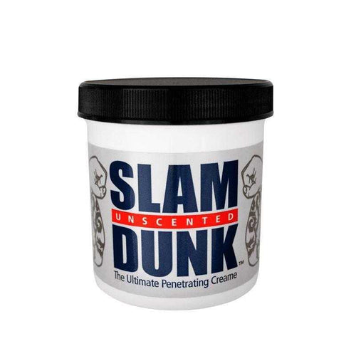 Slam Dunk Unscented 16 oz Personal Lubricant Impalement Products