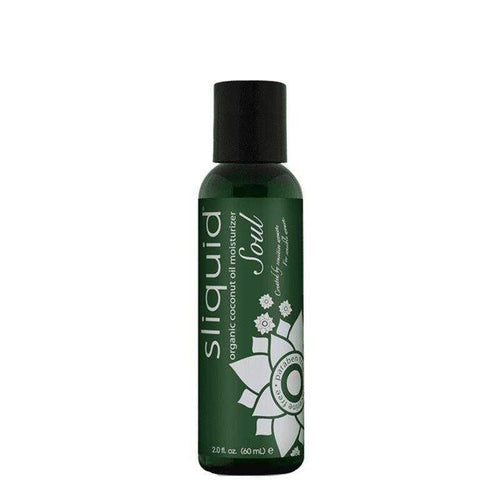 Sliquid Soul Coconut Moisturizer 2 oz (60 ml) Personal Lubricant Sliquid LLC