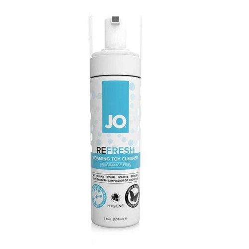 JO Anti-Bacterial Toy Cleaner 7 oz (207 ml) Personal Lubricant System JO: United Consortium Inc.
