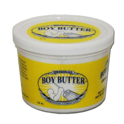 Boy Butter 16 oz (473 ml) Personal Lubricant Boy Butter