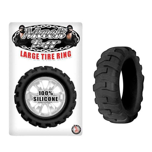 Mack Tuff Large Tire Erection Ring Adult Toys Novelties By Nasswalk Inc.