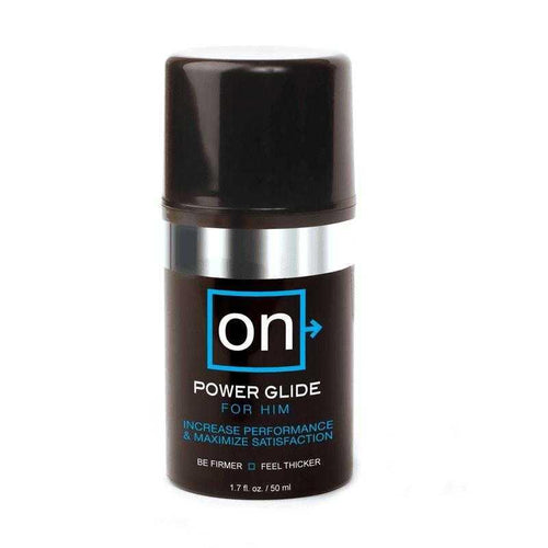 ON Power Glide For Him 1.7 oz (50 ml) Sexual Enhancers Sensuva