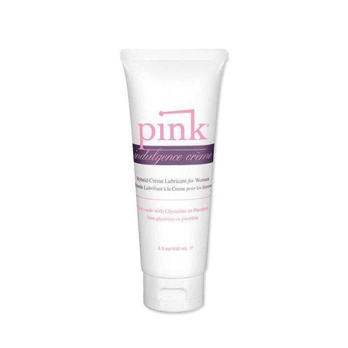 Pink Indulgence Hybrid Lubricant 3.3 oz (100 ml) Personal Lubricant Empowered Products Inc