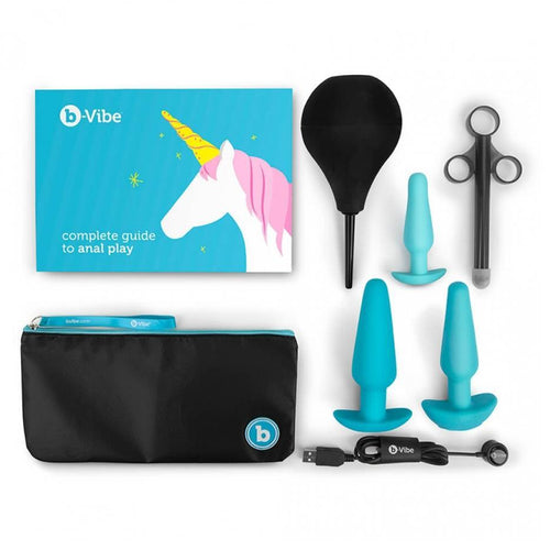 b-Vibe Anal Training & Education Set Adult Toys b-Vibe - B.C.B.V.I