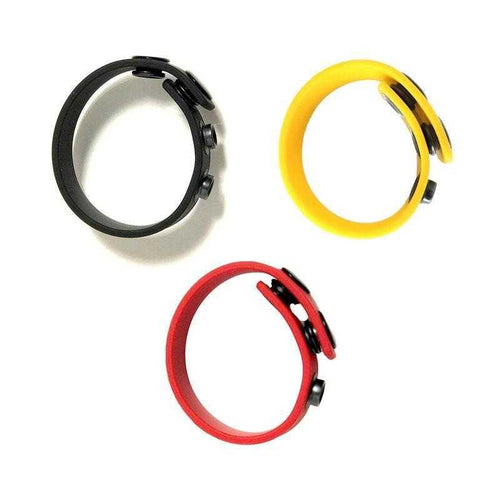 Bone Yard Silicone Cock Strap - 3 Colors | CheapLubes.com