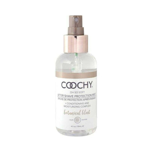 Coochy After Shave Protection Mist Botanical Blast 4 oz (118 ml) Body Shaving Creams Classic Erotica