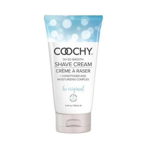 Coochy Shave Cream Be Original Body Shaving Creams Classic Erotica 3.4 oz (100 mL)