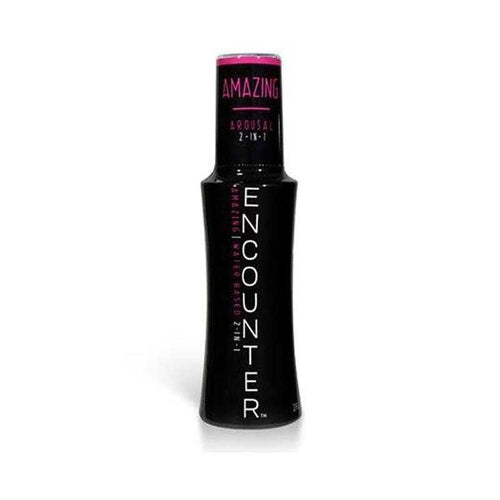 Encounter Amazing Clitoral/G-Spot Lubricant 2 oz (60 ml) Sexual Enhancers B. Cumming Company