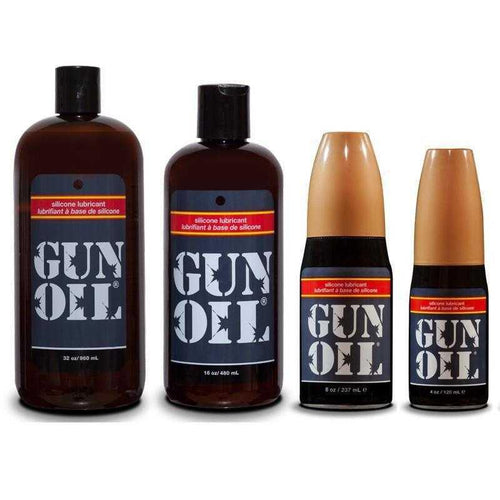 Gun Oil Silicone Lubricant Personal Lubricant Empowered Products Inc