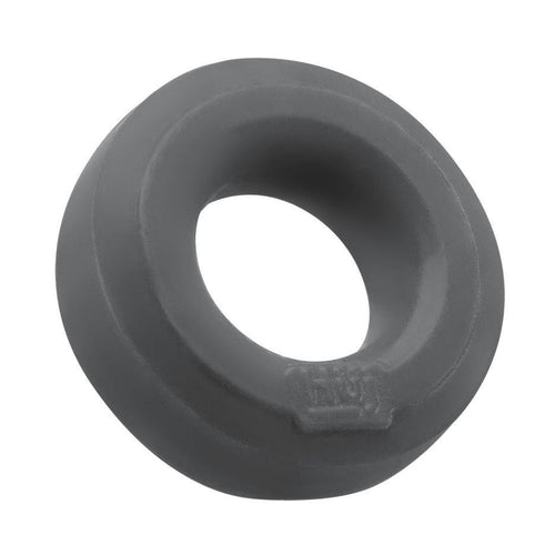 hunky junk HUJ Silicone Blend Ring - Grey Adult Toys Oxballs LLC