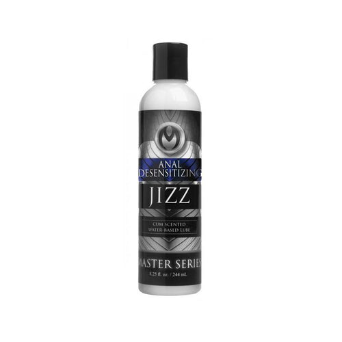 Jizz Cum Scented Anal Desensitizing Lube - 8.5 oz (244 mL) Sexual Enhancers XR Brand