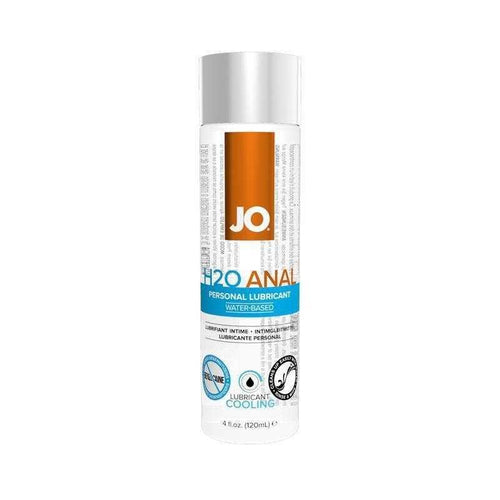 JO H2O COOL Anal Lube 4 oz (120 ml) Personal Lubricant System JO: United Consortium Inc.