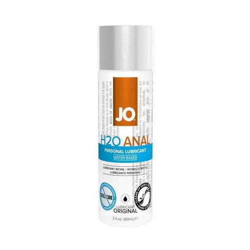 JO H2O Anal Water Based Personal Lubricant Personal Lubricant System JO: United Consortium Inc. 2 oz (60 mL)