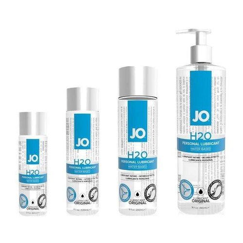 JO H2O Water Based Personal Lubricant Personal Lubricant System JO: United Consortium Inc.