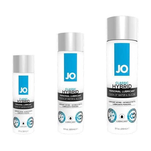 JO Classic Hybrid Personal Lubricant Personal Lubricant System JO: United Consortium Inc.