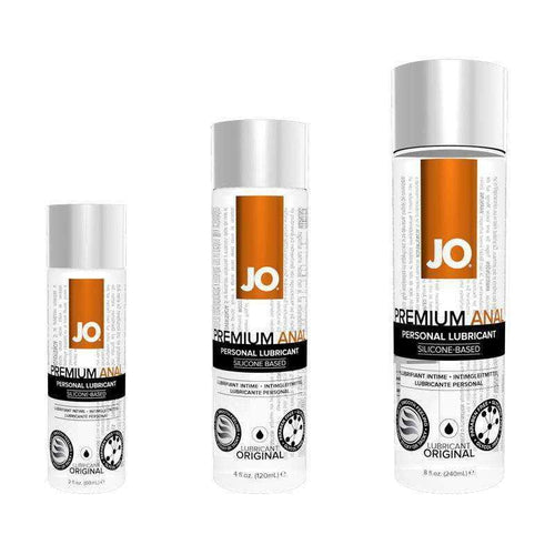 JO Premium Anal Silicone Based Personal Lubricant Personal Lubricant System JO: United Consortium Inc.
