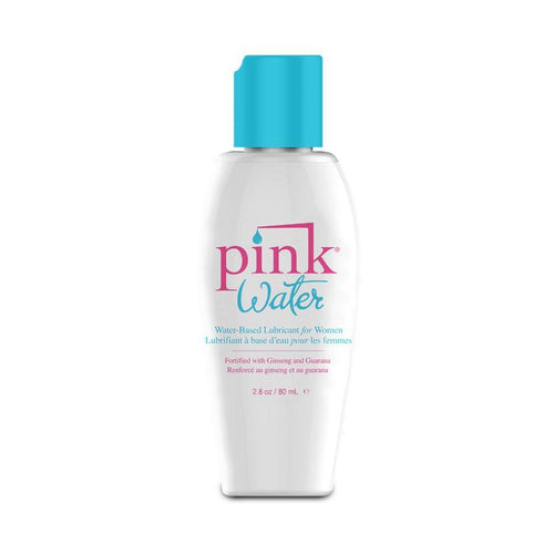 Pink Water Personal Lubricants for Women Personal Lubricant Empowered Products Inc 2.8 oz (80 mL)