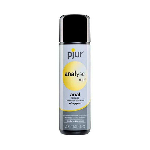 Pjur Analyse Me! Anal Silicone Personal Lubricant Personal Lubricant Pjur USA 250 mL (8.5 oz)