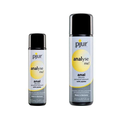 Pjur Analyse Me! Anal Silicone Personal Lubricant Personal Lubricant Pjur USA