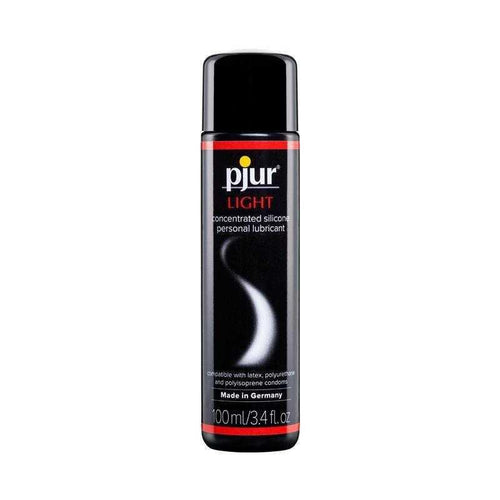 Pjur Light Concentrated Silicone Personal Lubricant Personal Lubricant Pjur USA 100 mL (3.4 oz)