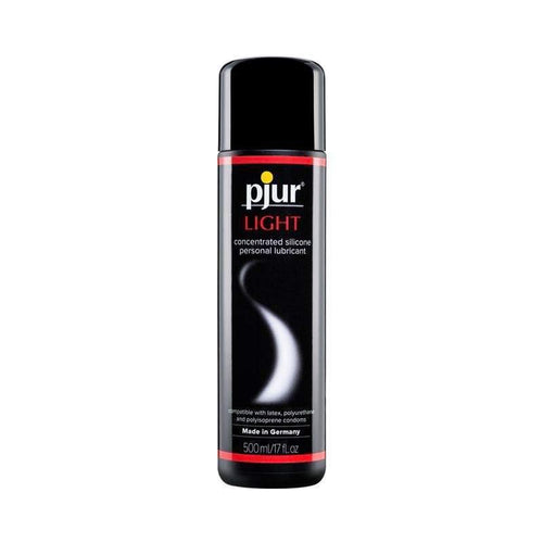 Pjur Light Concentrated Silicone Personal Lubricant Personal Lubricant Pjur USA 500 mL (17 oz)