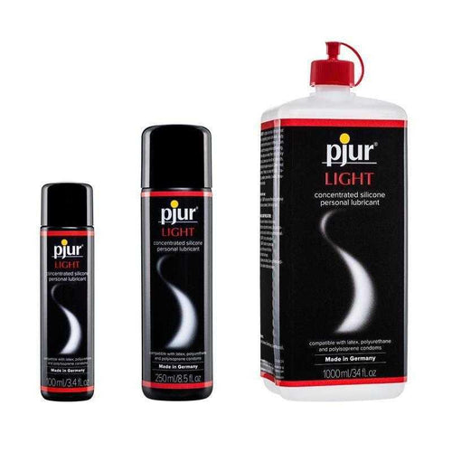 Pjur Light Concentrated Silicone Personal Lubricant Personal Lubricant Pjur USA