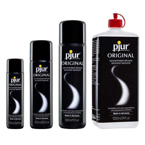 Pjur Original Consentrated Silicone Personal Lubricant