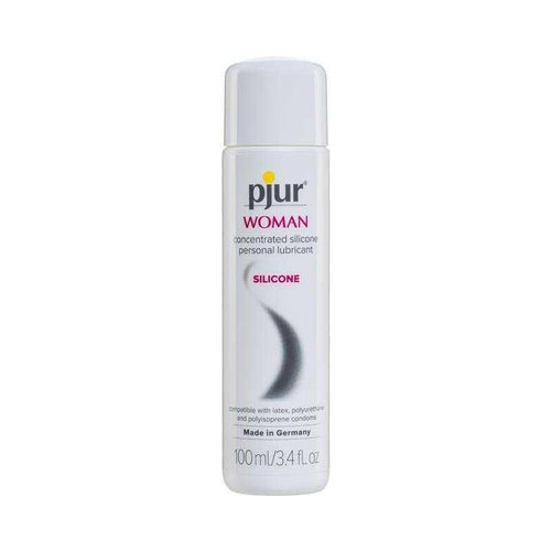Pjur Woman Concentrated Silicone Personal Lubricant Personal Lubricant Pjur USA 100 mL (3.4 oz)