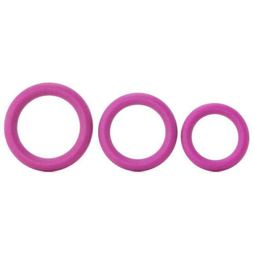 Ram Silicone Rings 3 Pack - Choose From 3 Colors! | CheapLubes.com
