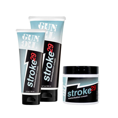 Stroke 29 Masturbation Cream Personal Lubricant Empowered Products Inc