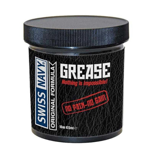 Swiss Navy Grease Lubricant 16 oz (473 ml) Personal Lubricant MD Science Lab LLC