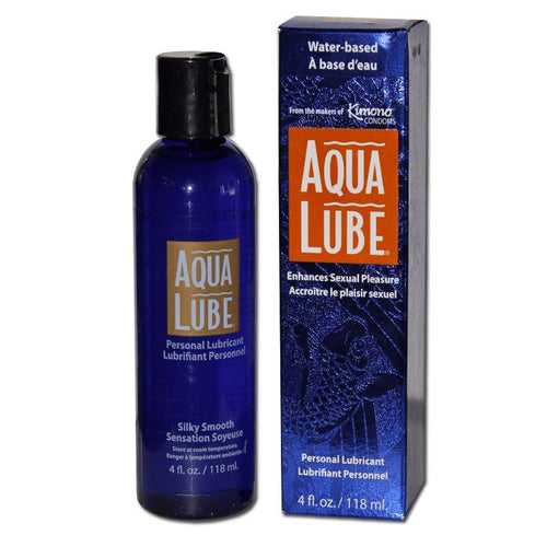 Aqua Lube 4 oz (118 ml) Personal Lubricant Mayer Labs