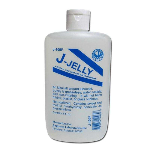 J-Jelly 8 oz (237 ml) - by J-Lube Personal Lubricant Jorgensen Laboratories Inc