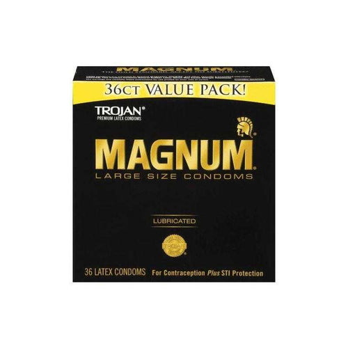 Trojan Magnum 36 Pk Condoms Church & Dwight Co.