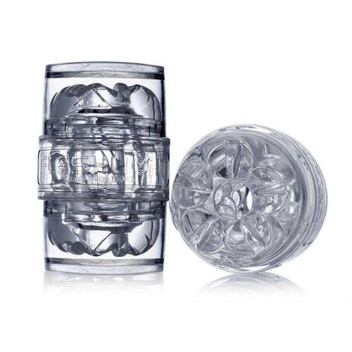 Fleshlight Quickshot Vantage - Clear Stroker Adult Toys Fleshlight