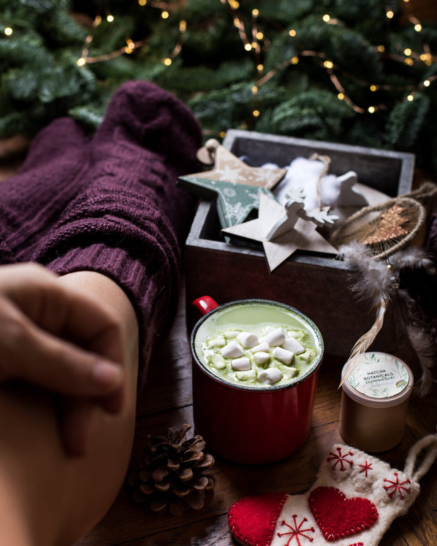 New Year Matcha Party