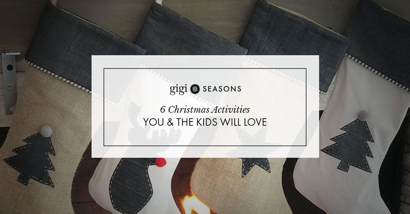 6 Christmas Activities You & The Kids Will Love
