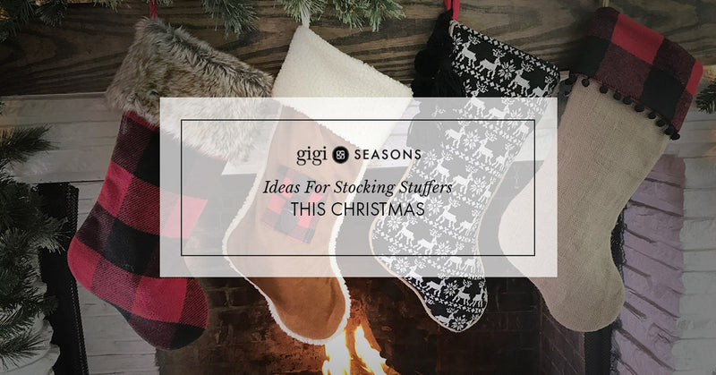 Ideas For Stocking Stuffers This Christmas