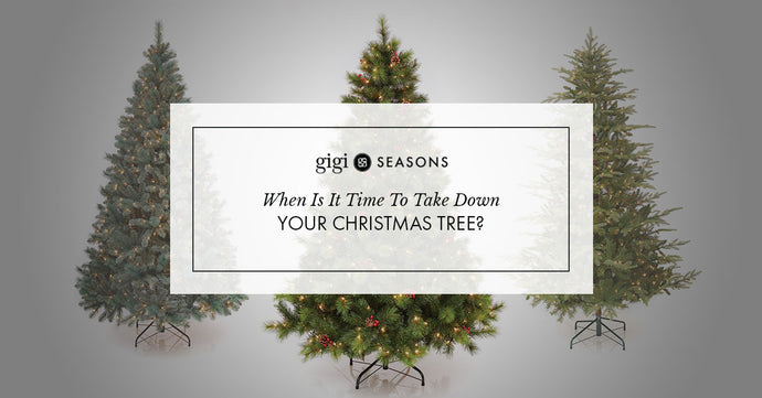 When Is It Time To Take Down Your Christmas Tree?