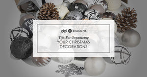 Tips For Organizing Your Christmas Decorations