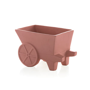 Large Kasbah Wheelcart Planter