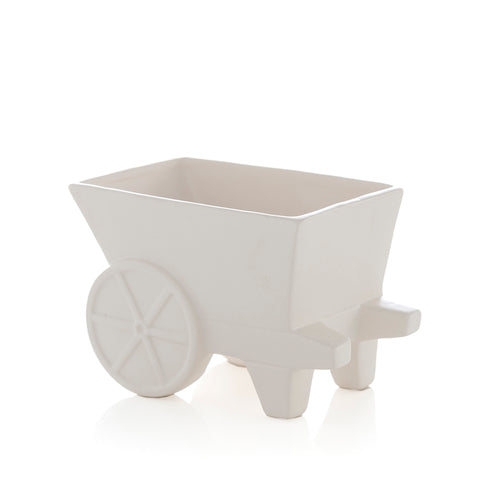 Small Kasbah Wheelcart Planter
