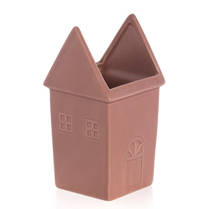 Kasbah House Planter - Terracotta