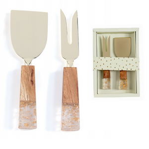 Goldie Cheese Utensil Set