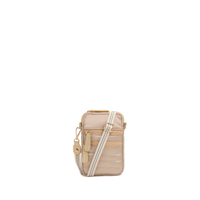Gold Crossbody Bag