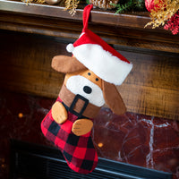Our Floppy Eared Pooch Stocking