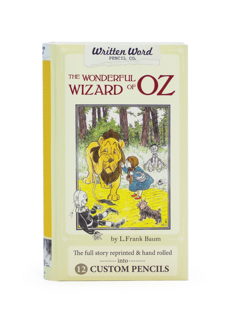 Classic Story Pencils - The Wonderful Wizard Of Oz