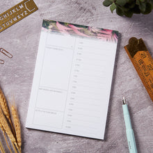 The Daily Planner - A5 Botanical