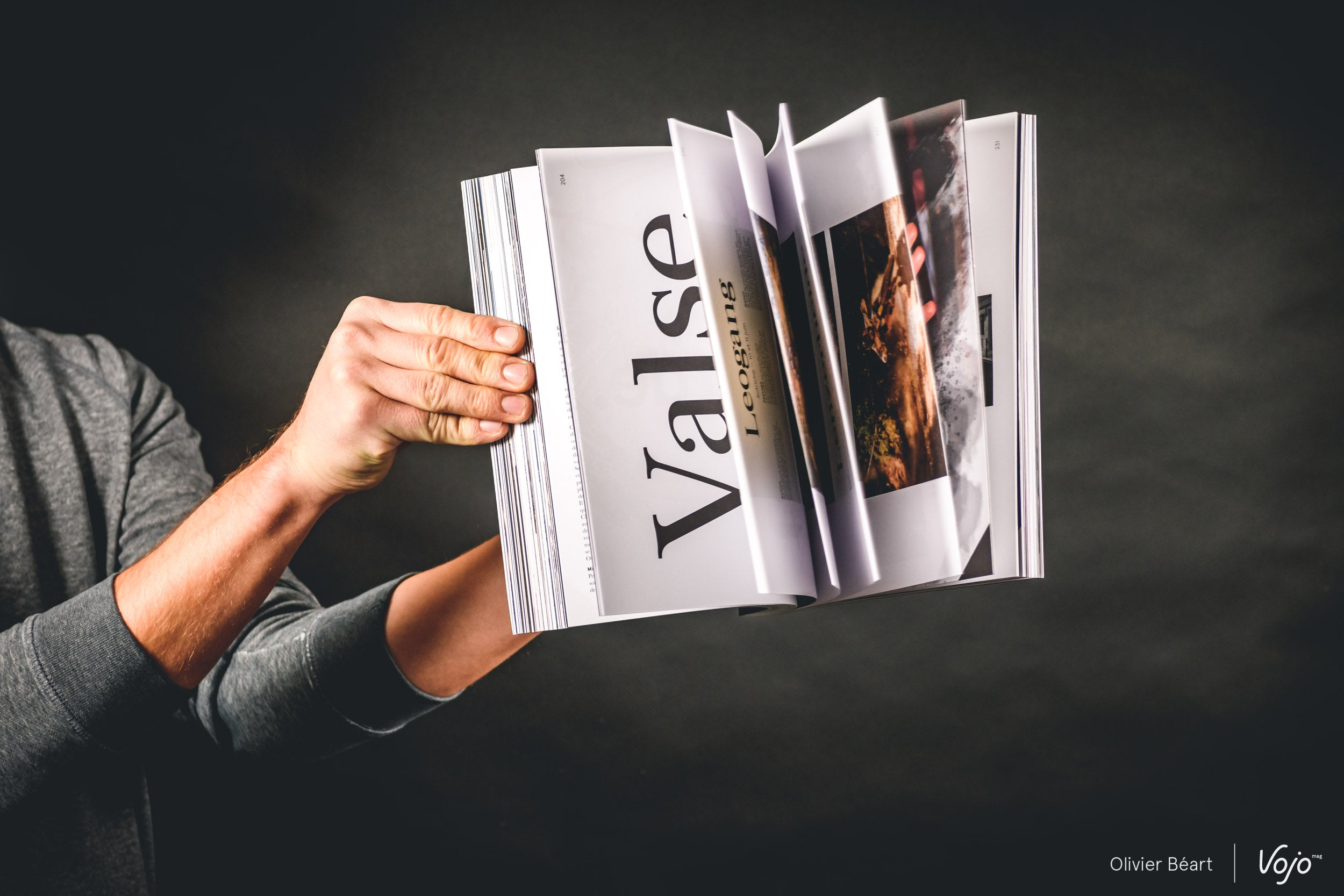 "Vojo Magazine ""Volume 1"""